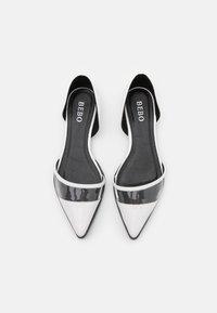 BEBO - KAMILA - Ballet pumps - white - 5