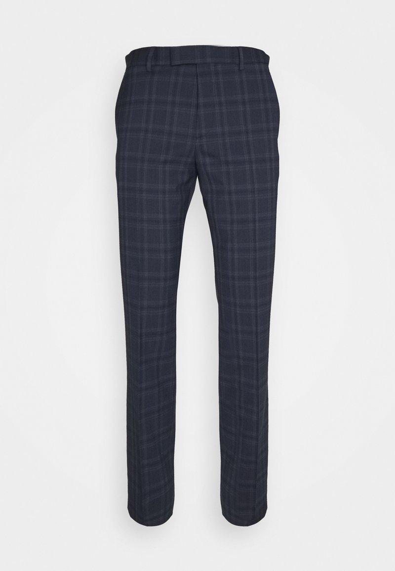 HUGO - HEIRON - Trousers - navy