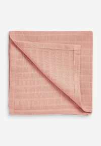 Next - UNISEX - Muslin blanket - orange - 1
