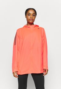 adidas Performance - OWN THE RUN - Sports jacket - pink - 0