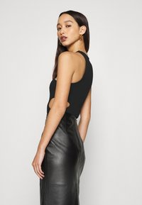 Gina Tricot - MANJA  - Top - black - 2