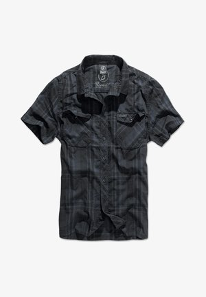 ROADSTAR - Shirt - blk/blue