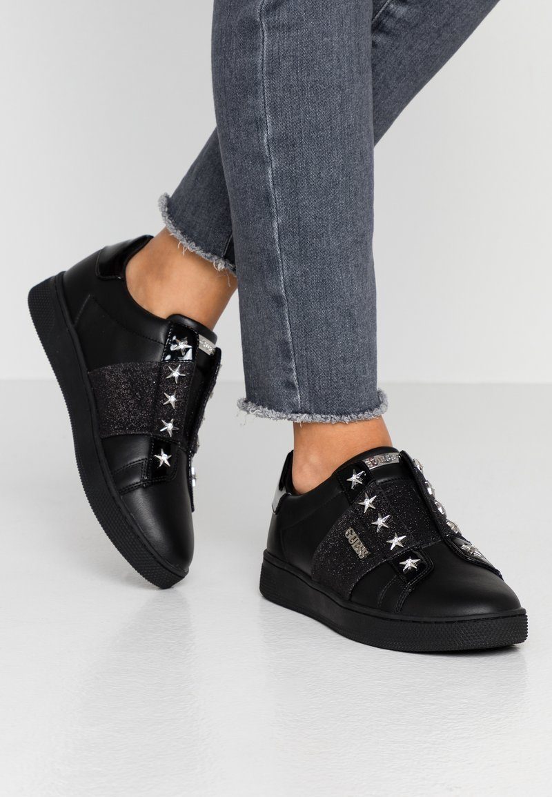 Guess - RUSH - Slippers - black