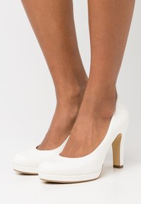 Tamaris - High Heel Pumps - white matt - 0