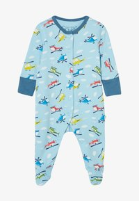 Frugi - LOVELY BABYGROW RAINBOW - Pyjama - bright sky - 2