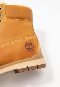 Timberland - RADFORD WARM LINED BOOT WP - Lace-up ankle boots - wheat - 5