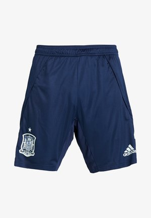 SPAIN FEF TRAINING SHORTS - Sports shorts - collegiate navy
