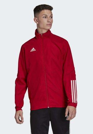 CONDIVO 20 PRESENTATION TRACK TOP - Sports jacket - team power red