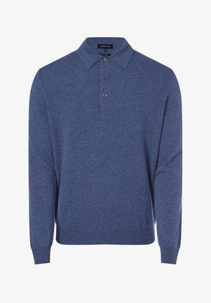 Polo shirt - denim