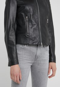 Belstaff - MOLLISON - Leather jacket - black - 4