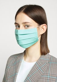 Zign - 3 PACK - Stoffmaske - blue/taupe/turquoise - 2