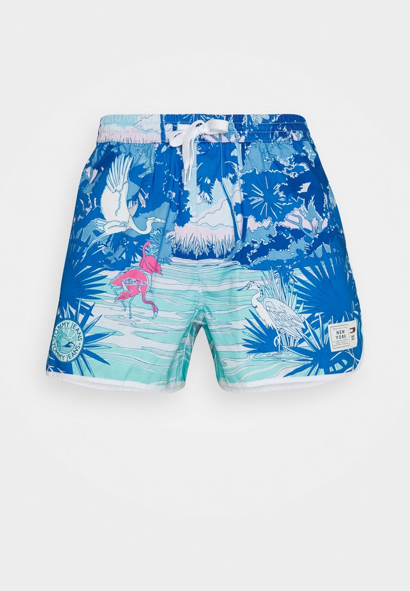 Tommy Jeans - RUNNER - Shorts - tropical