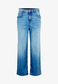 Pieces - Straight leg jeans - light blue denim - 5