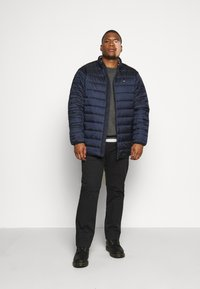 Calvin Klein - LIGHT WEIGHT SIDE LOGO JACKET - Giacca invernale - blue - 1