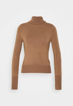 ONLVENICE ROLLNECK PULL - Jumper - toasted coconut