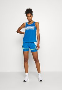 ONLY Play - ONPANGILIA TRAINING - Sports shirt - imperial blue/white - 1