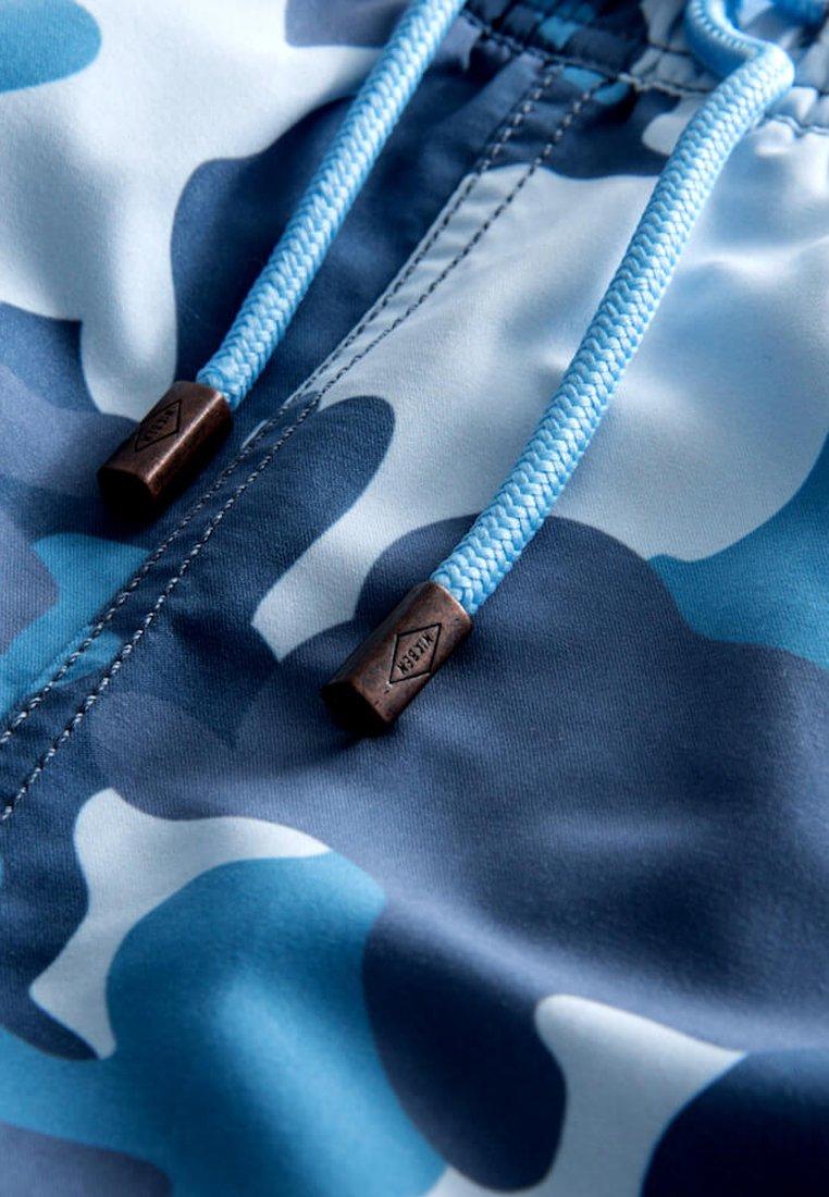 Nikben Short de bain - blue