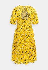 ONLY Tall - ONLPELLA OPEN BACK DRESS - Jersey dress - solar power - 1