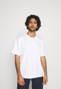 ARKET - Basic T-shirt - white light - 0