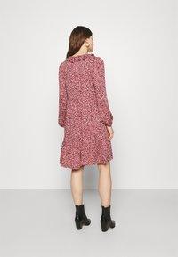 Mavi - PRINTED DRESS - Shirt dress - mesa rose - 2