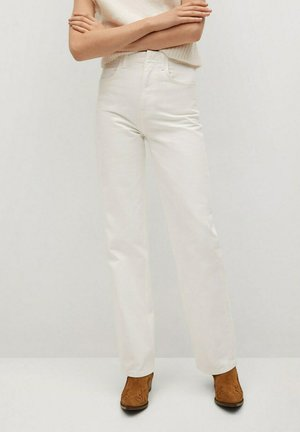 LOLA-I - Jeans Straight Leg - gebroken wit