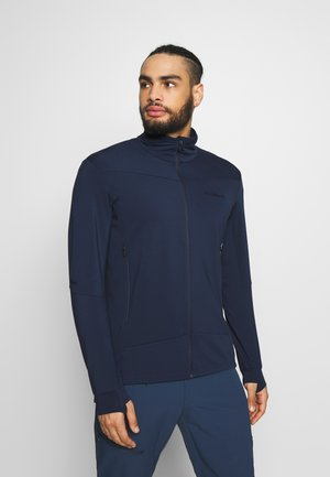 FALKETIND JACKET - Fleece jacket - indigo night