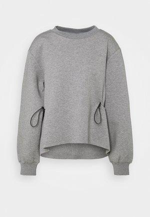 BELLA - Sweatshirt - gargoyle marl