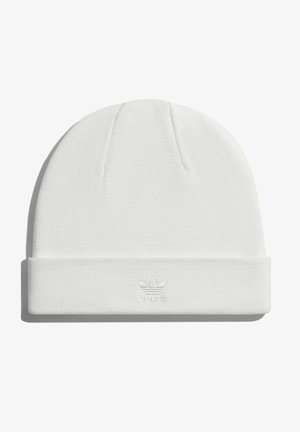 IVY PARK CUT-OFF LOGO BEANIE - Pipo - core white