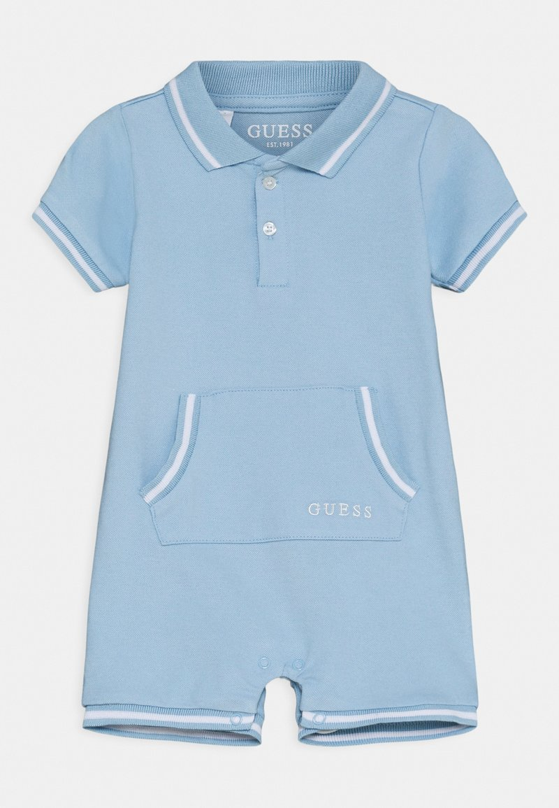 Guess - SHORTIE - Overal - frosted blue
