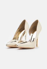 Glamorous - Classic heels - gold - 2