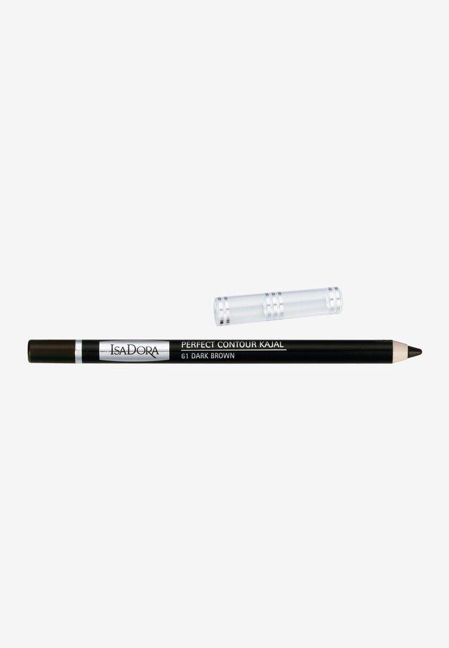 PERFECT CONTOUR KAJAL - Eyeliner - dark brown