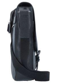 Leonhard Heyden - DAKOTA - Across body bag - black - 3