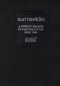 Marimekko - BUDDY BACKPACK - Reppu - black - 7