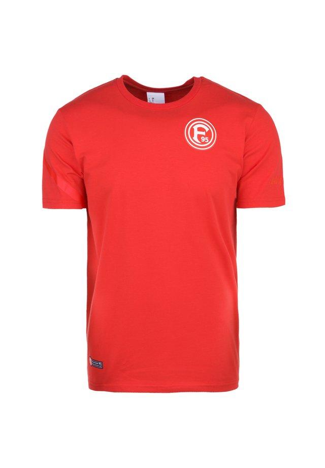 FORTUNA DÜSSELDORF ESSENTIAL PRO  - Sportshirt - red