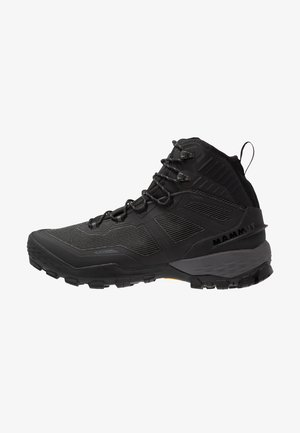DUCAN PRO HIGH GTX MEN - Winter boots - black/titanium