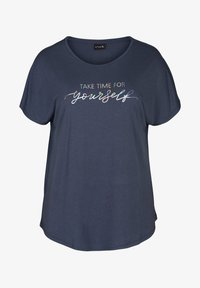 Active by Zizzi - Print T-shirt - graphite - 3