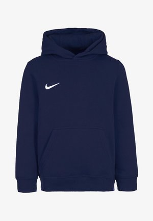 CLUB19 FLEECE TM - Felpa con cappuccio - dark blue