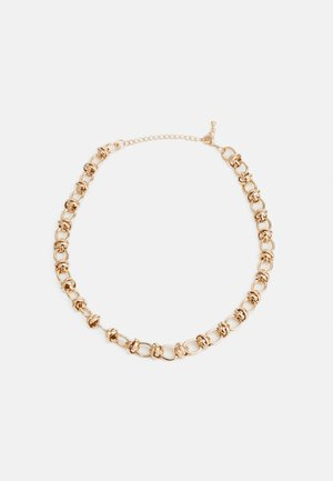 PCKAMILLA NECKLACE - Necklace - gold-coloured