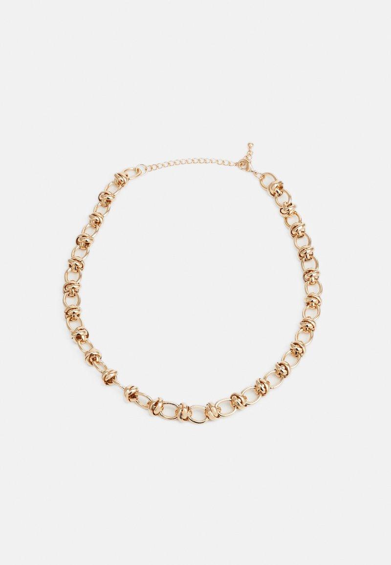 Pieces - PCKAMILLA NECKLACE - Necklace - gold-coloured