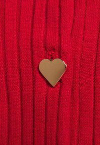 Monki - ALIANA CARDIGAN - Cardigan - red - 7