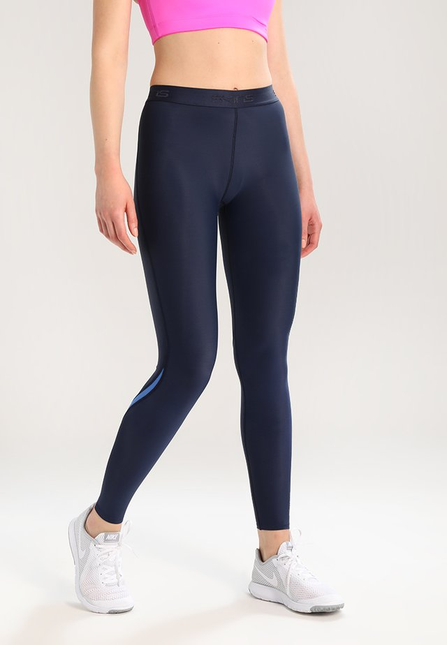 DNAMIC LONG - Leggings - harbour