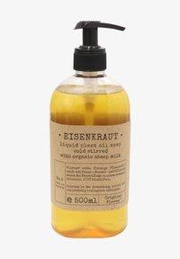 Florex - ECHTE PFLANZENÖLSEIFE EISENKRAUT MIT BIO SCHAFMILCH 500 ML - Liquid soap - - - 0