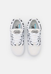 Vans - SHAPE NI - Sneakers - blanc de blanc/true white - 5