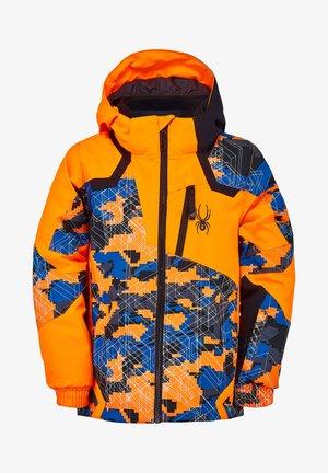 Snowboard jacket - orange