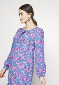 Slacks & Co. - COLETA - Vestido informal - star chain blue - 4