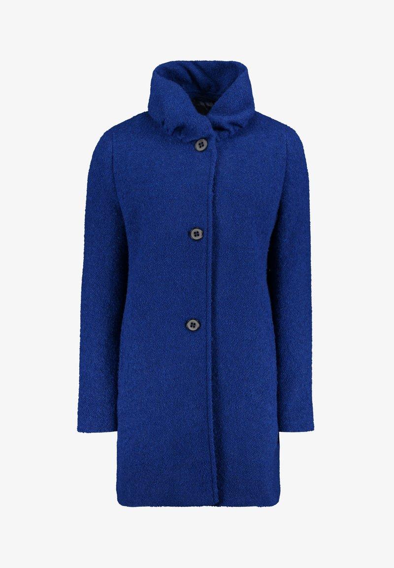 Gil Bret - MIT STEHKRAGEN - Classic coat - bright blue melange