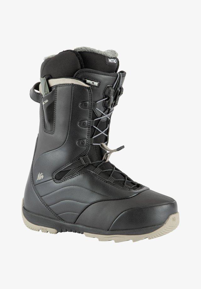 Snowboard boots - schwarz