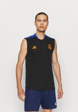 REAL MADRID SL JSY - Klubové oblečení - black