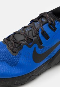 Nike Performance - WILDHORSE 6 - Trail running shoes - racer blue/black/baroque brown - 5
