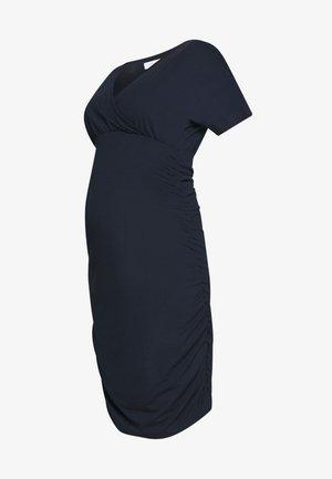 MLPILAR DRESS - Vestido de tubo - navy blazer